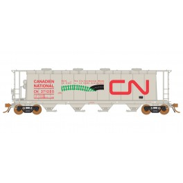 RAPIDO 127013 - 3800 CU.FT. COVERED HOPPER - CN ENVIRONMENTAL 369260