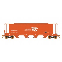 RAPIDO 127018 - 3800 CU.FT. COVERED HOPPER - POTASH CORP. OF SASKATCHEWAN 1003