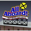 MILLER 44-1852 - ALL ABOARD  - SMALL