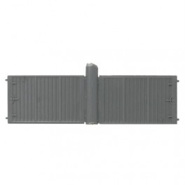 BRANCHLINE 140004 - 6' YOUNGSTOWN DOORS
