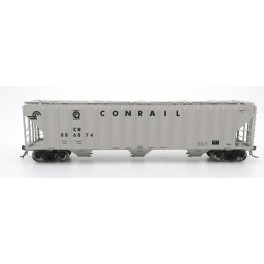 INTERMOUNTAIN 472210 - 4785 PS2-CD COVERED HOPPER - EARLY END FRAME - CONRAIL QUALITY