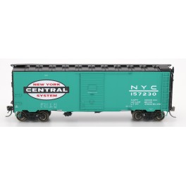 "INTERMOUNTAIN 45791 - 1937 AAR 10'0"" IH 40' BOXCAR - NEW YORK CENTRAL 157471"