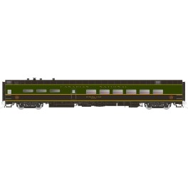 RAPIDO 124004 - PS 32 SEAT/LOUNGE DINING CAR - CN 1350