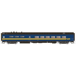 RAPIDO 124012 - PS 32 SEAT/LOUNGE DINING CAR - VIA RAIL 1349