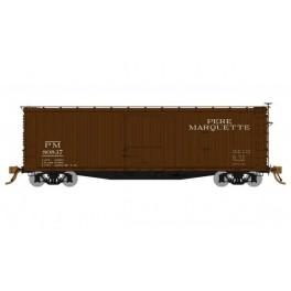 RAPIDO 130109 - USRA DOUBLE SHEATHED BOXCAR - PERE MARQUETTE