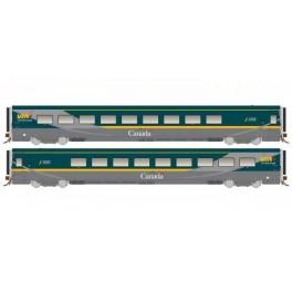 RAPIDO 108046-108049 - LRC BUSINESS - GREEN SCHEME