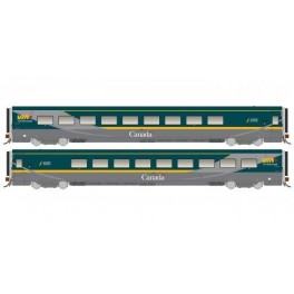 RAPIDO 108046-108049 - LRC BUSINESS - GREEN SCHEME