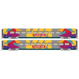 RAPIDO 108054 - LRC BUSINESS - CANADA 150 WRAP - 3376