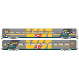 RAPIDO 108058 - LRC BUSINESS - VIA 40 WRAP - 3476