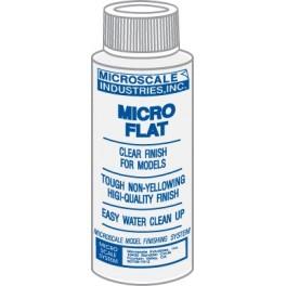 MICROSCALE MI-3 - MICRO FLAT CLEAR FINISH