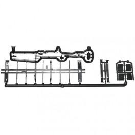 BRANCHLINE 140008 - 40' BOXCAR UNDERFRAME WITH BRAKE GEAR