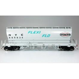 RAPIDO 133003 - ACF FLEXI-FLO HOPPER - NEW YORK CENTRAL LOT 963-H