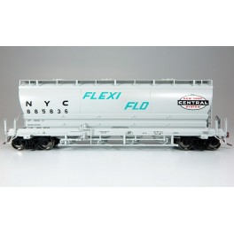 RAPIDO 133003 - ACF FLEXI-FLO HOPPER - NEW YORK CENTRAL LOT 963-H