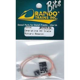 RAPIDO 102106 - OPERATING ROTARY BEACON