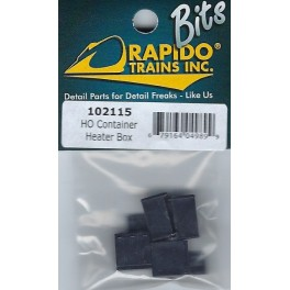 RAPIDO 102115 - CONTAINER HEATER BOX