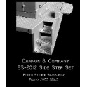 CANNON SS-2012 - EMD SIDE STEP SET - PROTO 2000 SD45