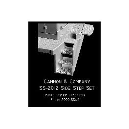 CANNON SS-2012 - EMD SIDE STEP SET - PROTO 2000 SD45