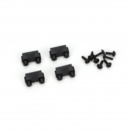 ATHEARN 84028 - NEW MOTOR MOUNT PADS WITH SCREWS