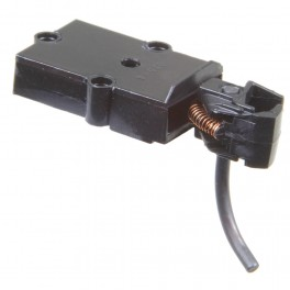 KADEE 802 PLASTIC COUPLER WITH PLASTIC GEAR BOX - S SCALE