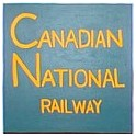 TOMAR H-151 - CANADIAN NATIONAL TAILSIGN - HO SCALE
