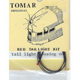 TOMAR 813 - RED TAIL LIGHT KIT