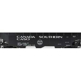 BOWSER 70 TON OFFSET HOPPER KIT - CANADA SOUTHERN 3444 - HO SCALE