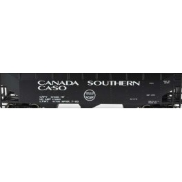 BOWSER 70 TON OFFSET HOPPER KIT - CANADA SOUTHERN 3337 - HO SCALE