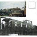SA-T462 - TEMISKAMING & NORTHERN ONTARIO CABOOSE & STEAM LOCOMOTIVE - HO SCALE