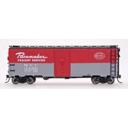 INTERMOUNTAIN 45771-02 - 10'IH POST WAR AAR 40' BOXCAR - NEW YORK CENTRAL PACEMAKER - 1945-1946 -  CAR 174091- HO SCALE