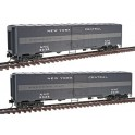 WALTHERS 932-24155 - NEW YORK CENTRAL EX-TROOP SLEEPER EXPRESS CAR 9239 AND 9328 - HO SCALE