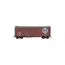 KADEE 4810 - BUFFALO CREEK 40' PS-1 BOXCAR WITH 7' DOOR - CAR 1087 - HO SCALE1001 - HO SCALE