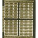 CNRHA - 200-1-1 - CANADIAN NATIONAL STEAM LOCOMOTIVE NUMBER PLATES 80-925
