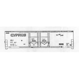 ISP 210-013 - CYPRUS 52' DOUBLE DOOR BOXCAR