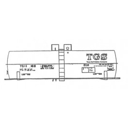 ISP 260-301 - B.F. GOODRICH TANK CAR