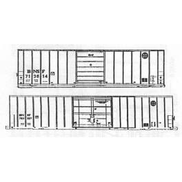 ISP 310-003 - BURLINGTON NORTHERN SANTA FE BOXCAR
