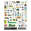 WOODLAND DT570 - PRODUCT LOGOS - N SCALE