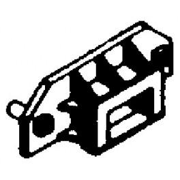 GRANDT LINE 27 - D&RGW BOXCAR COUPLER POCKET - O SCALE