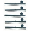 "GRANDT LINE 154 - ROUND HEAD RIVETS - .043"" - O SCALE"