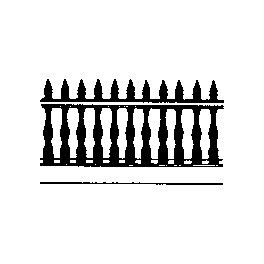 GRANDT LINE 3514 - VICTORIAN FENCE