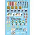 MICROSCALE DECAL 60-287 - 1930'S ERA SIGNS