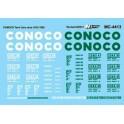 MICROSCALE DECAL MC-4413 - CONOCO TANK CARS