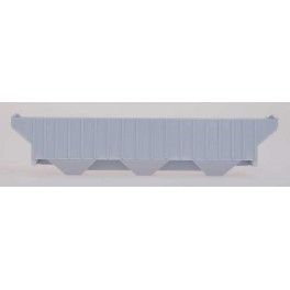 INTERMOUNTAIN 40399 - UNDECORATED KIT - PS 3 BAY 4750 CUFT 18 RIB COVERED HOPPER - HO SCALE