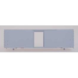 INTERMOUNTAIN 40497 - UNDECORATED KIT - PS-1 40' BOXCAR - 8' DOOR