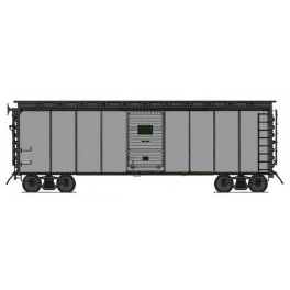 INTERMOUNTAIN 41050 - UNDECORATED KIT - PLYWOOD PANEL 40' BOXCAR - HO SCALE