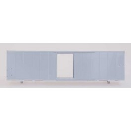 INTERMOUNTAIN 41099 - UNDECORATED KIT - 40' 12 PANEL BOXCAR - HO SCALE