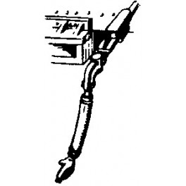 CAL-SCALE 190-276 - AIR HOSES
