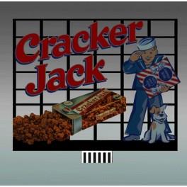MILLER 44-0102 - NEON SIGN - CRACKER JACK - SMALL