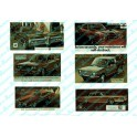 JL INNOVATIVE - 272 - AUTOMOBILE BILLBOARDS - 1970s - HO SCALE