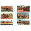 JL INNOVATIVE - 376 - VINTAGE TRACTOR BILLBOARD SIGNS - 1940s - 1950s - HO SCALE
