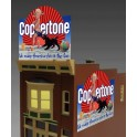MILLER 1062 - NEON SIGN - COPPERTONE SIGN - SMALL